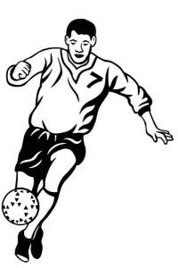 Figura calciatore
